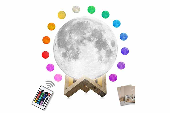 Mono Living Moon Lamp