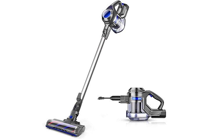 Moosoo Cordless Vacuum 4 In 1 Vacuum