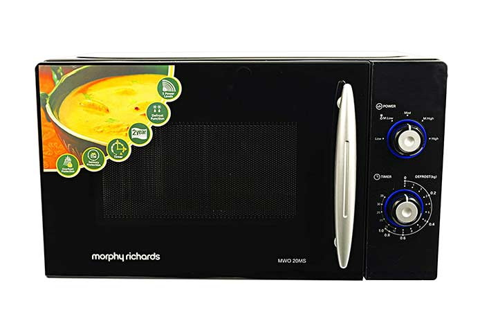 Morphy Richards 20L Solo Microwave Oven