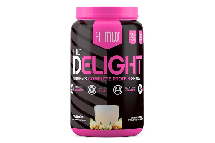 Muscle Pharm FitMiss Delight Protein Powder