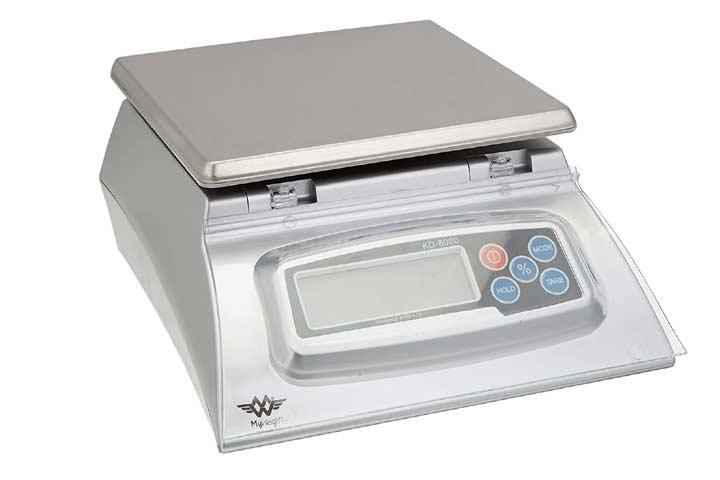 My Weigh KD-8000 Kitchen Scale
