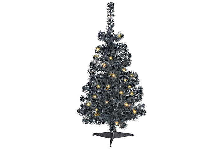 NOMA 3-Foot Tabletop Christmas Tree