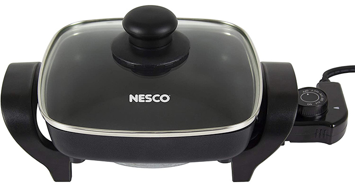 Nesco Electric Skillet