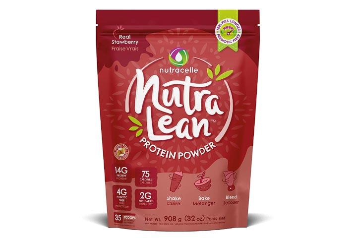 Nutracelle Nutralean Whey Protein Powder