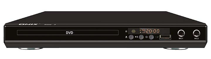 Onix Grand-A DVD Player With Amplifier