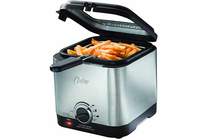 Oster Style Compact Deep Fryer