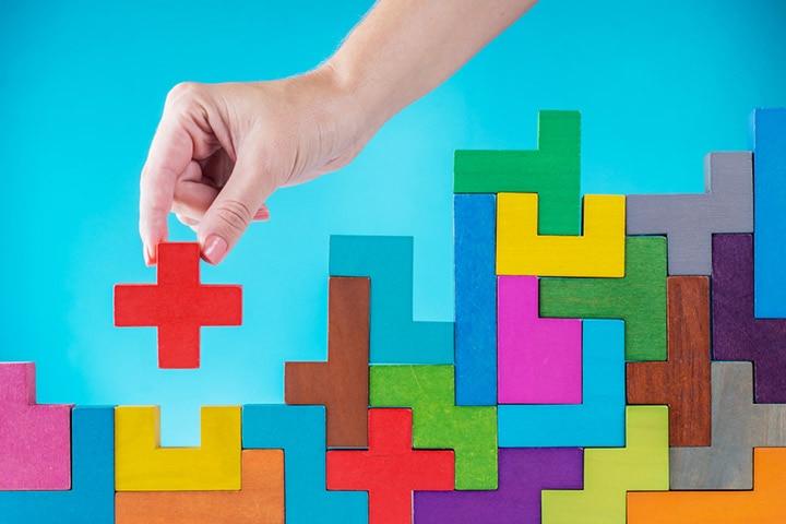 Paper Tetris