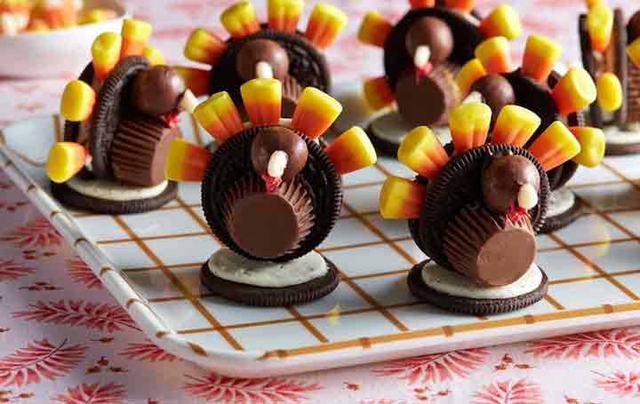 Peanut Butter Cups Turkey