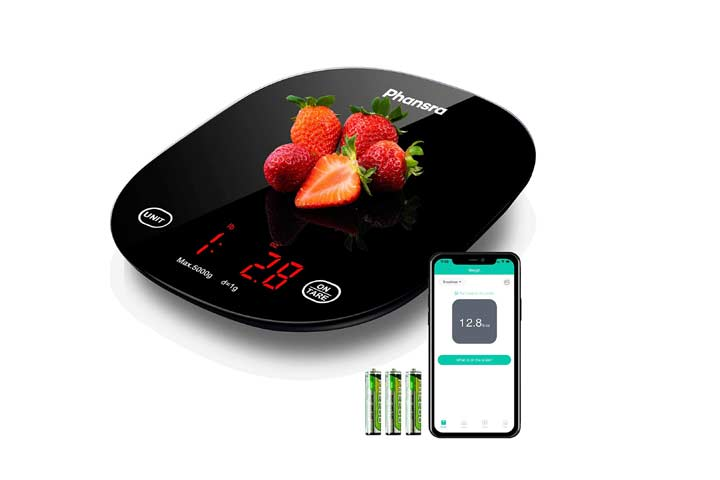 Phansra Digital Food Kitchen Scale