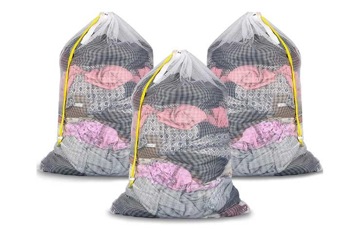 Plusmart Mesh Laundry Bags
