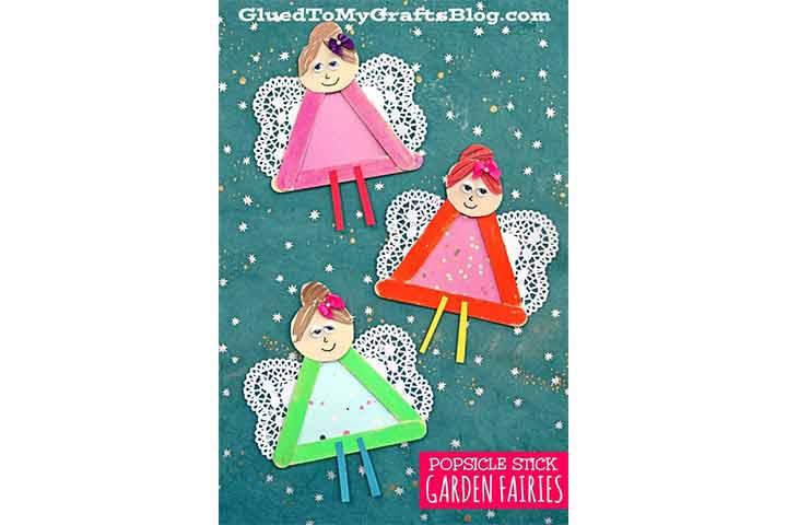 Popsicle fairies