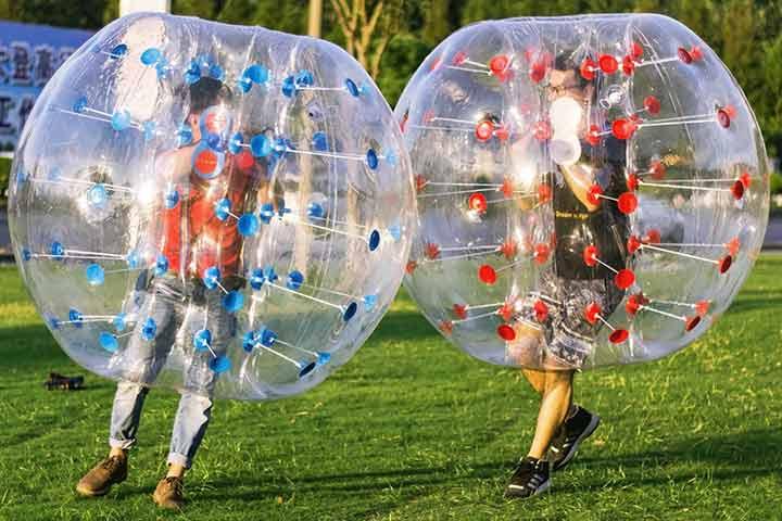 Popsport Inflatable Bumper Ball-1