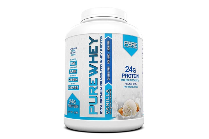 Pure Label Nutrition Whey Protein Concentrate
