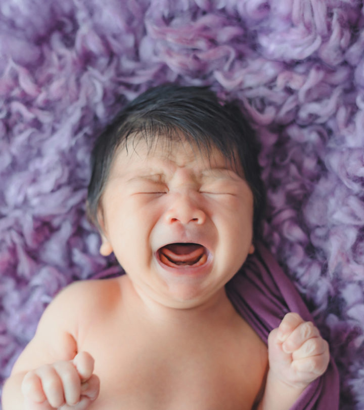 Purple Crying In Babies What Is It And Tips