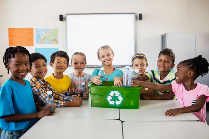 Reduce Reuse Recycle For Kids Its Necessity And Steps To Follow-1