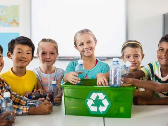 Reduce Reuse Recycle For Kids: Its Necessity And Steps To Follow
