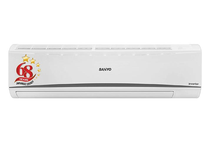 Sanyo 1.5 Ton 5 Star Dual Inverter Wide Split AC