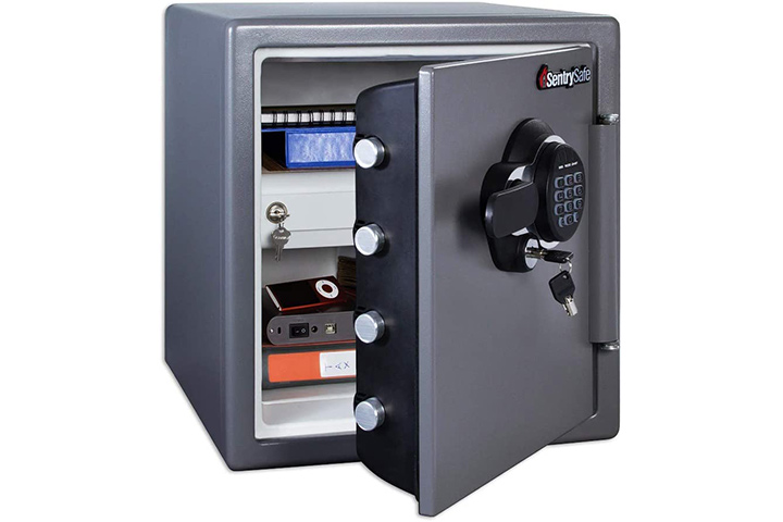 Sentry Safe Fireproof And Waterproof
