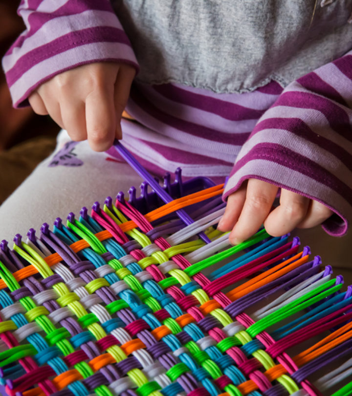 Simple Weaving Projects And Ideas For Kids