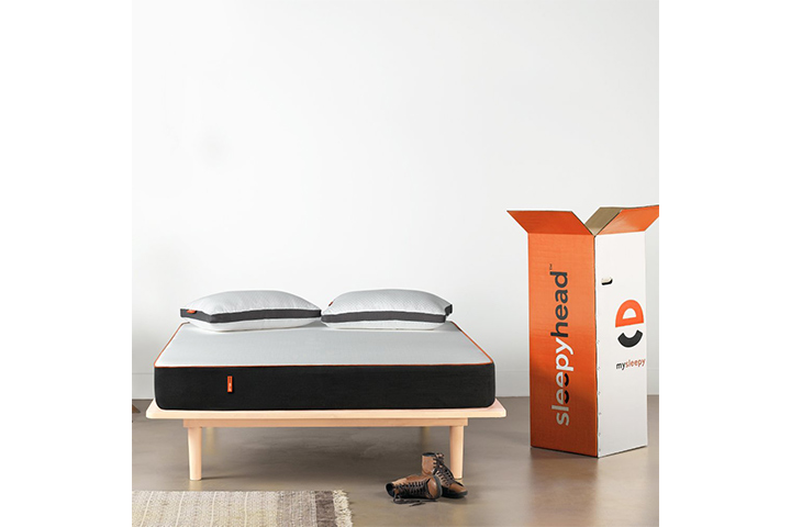 Sleepyhead Orthopedic Memory Foam Mattress