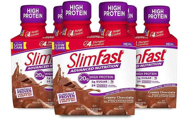 SlimFast Advanced Nutrition Shake