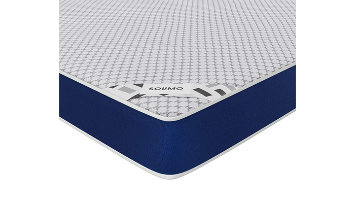 Solimo Memory Foam Mattress