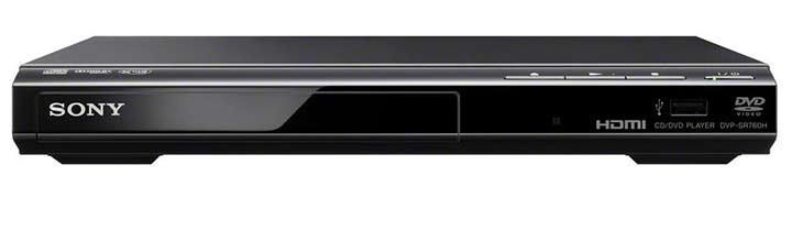 Sony DVPSR760HPB DVD Player