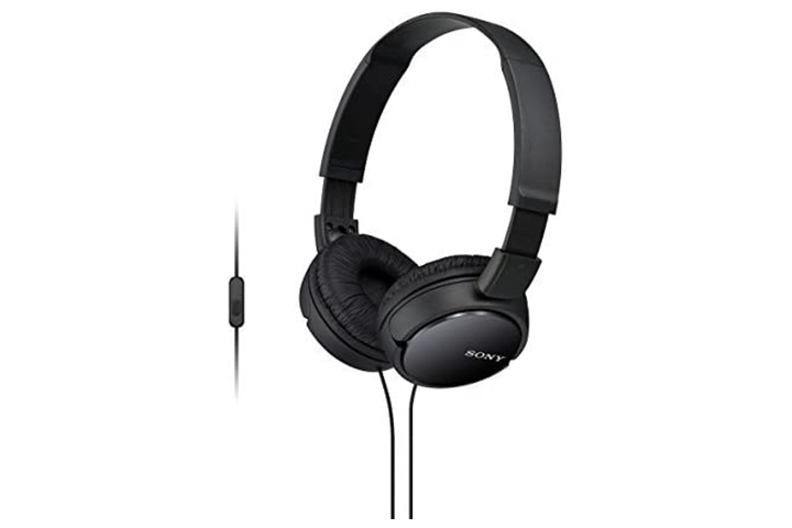 Sony ZX Series Smartphone Headset with Mic
