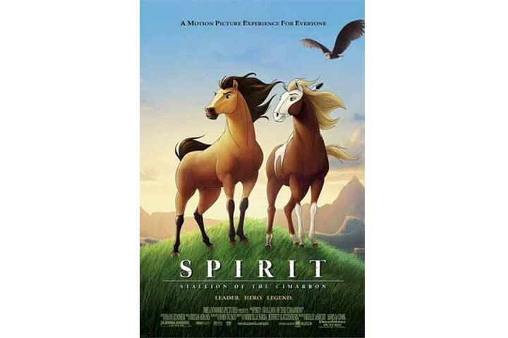 Spirit Stallion of the Cimarron (2002)