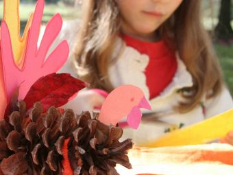 12 Super-Cute Thanksgiving Crafts For Kids