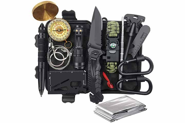 TRSCIND Survival Gear And Equipment