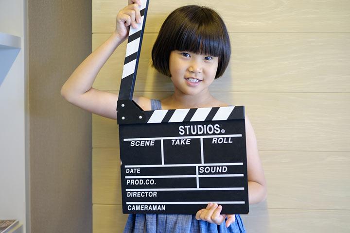 TV show anchor