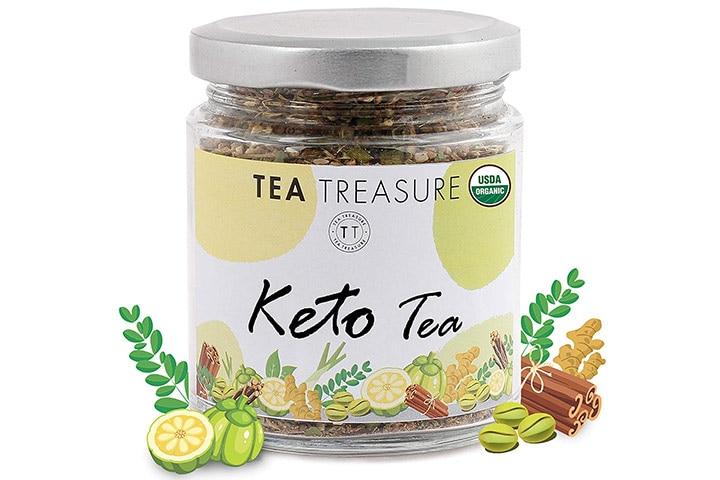 TeaTreasure Keto Tea