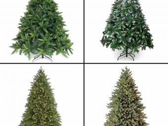 The 21 Best Artificial Christmas Trees Of 2021