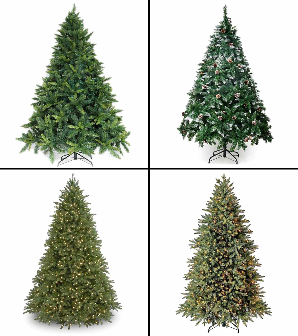 Most Realistic Artificial Christmas Trees 2021 The 21 Best Artificial Christmas Trees Of 2021