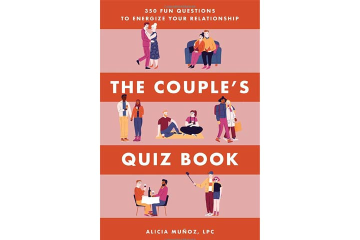The Couples Quiz Book 350 Fun Questions