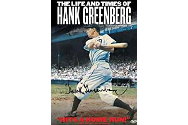 The Life And Times Of Hank Greenburg (Suitable for ages 13 and older with parental guidance)
