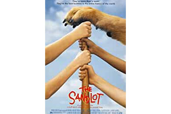 The Sandlot (Suitable for ages 10 and older with parental guidance)