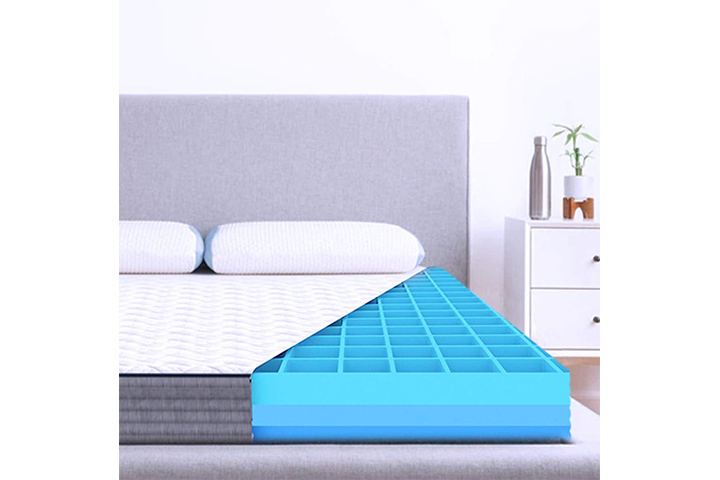The Sleep Company Smart GRID Luxe Mattress