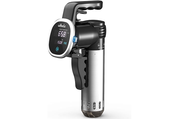 Wancle Thermal Immersion Circulator Sous Vide Cooker