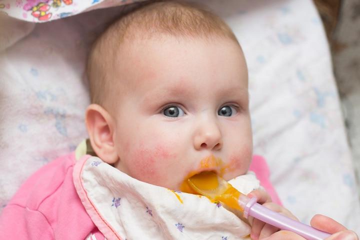 What Is Baby Tongue Thrust Reflex