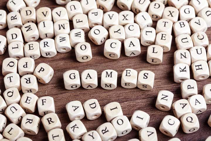 Word partygames