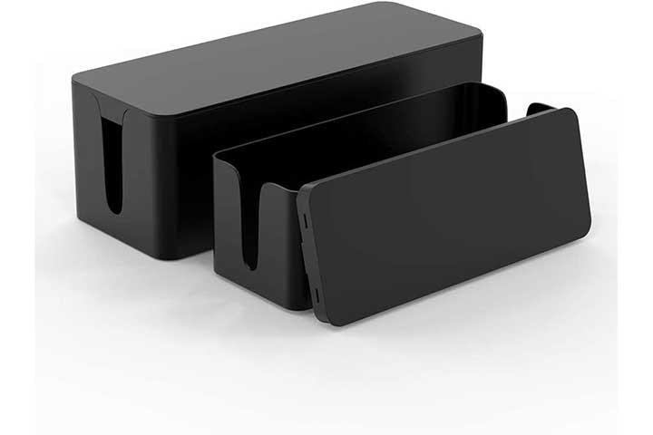 Yecaye Cable Organizer Box