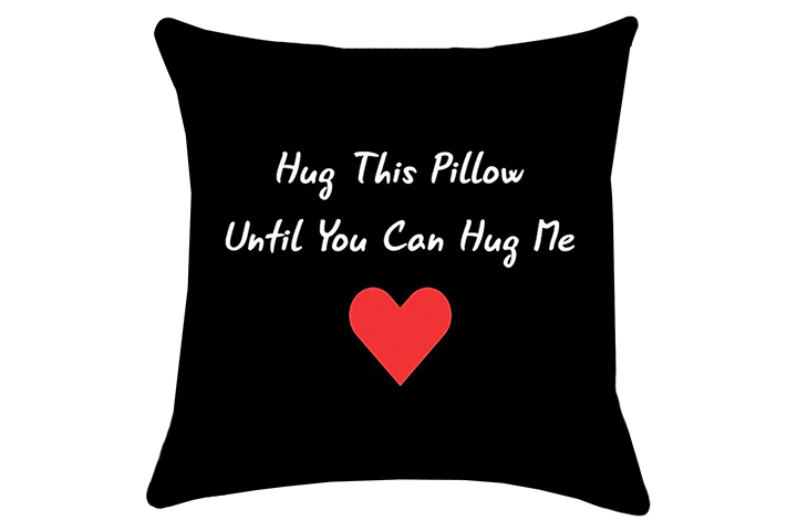 ZUEXT Red Love Heart Valentine's Throw Pillow Covers