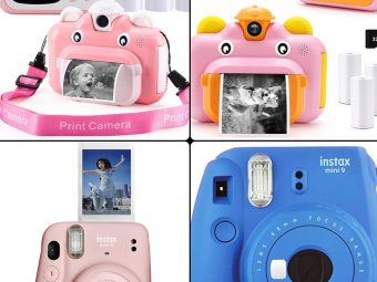 Make Instant Memories With 11 Best Instant Cameras!