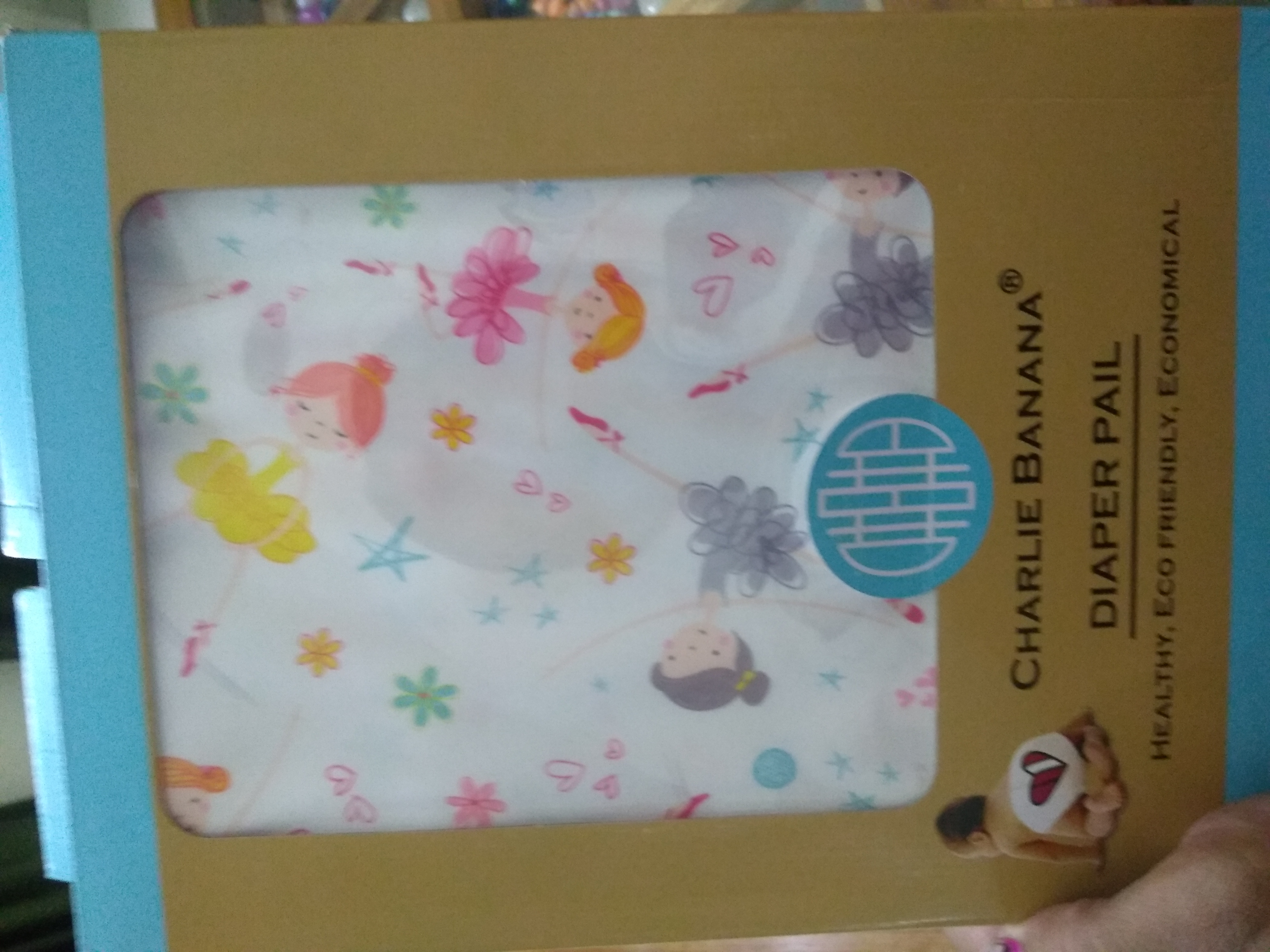 Charlie Banana Diaper Laundry Bag-Essential product for new parents-By supriyaraghav