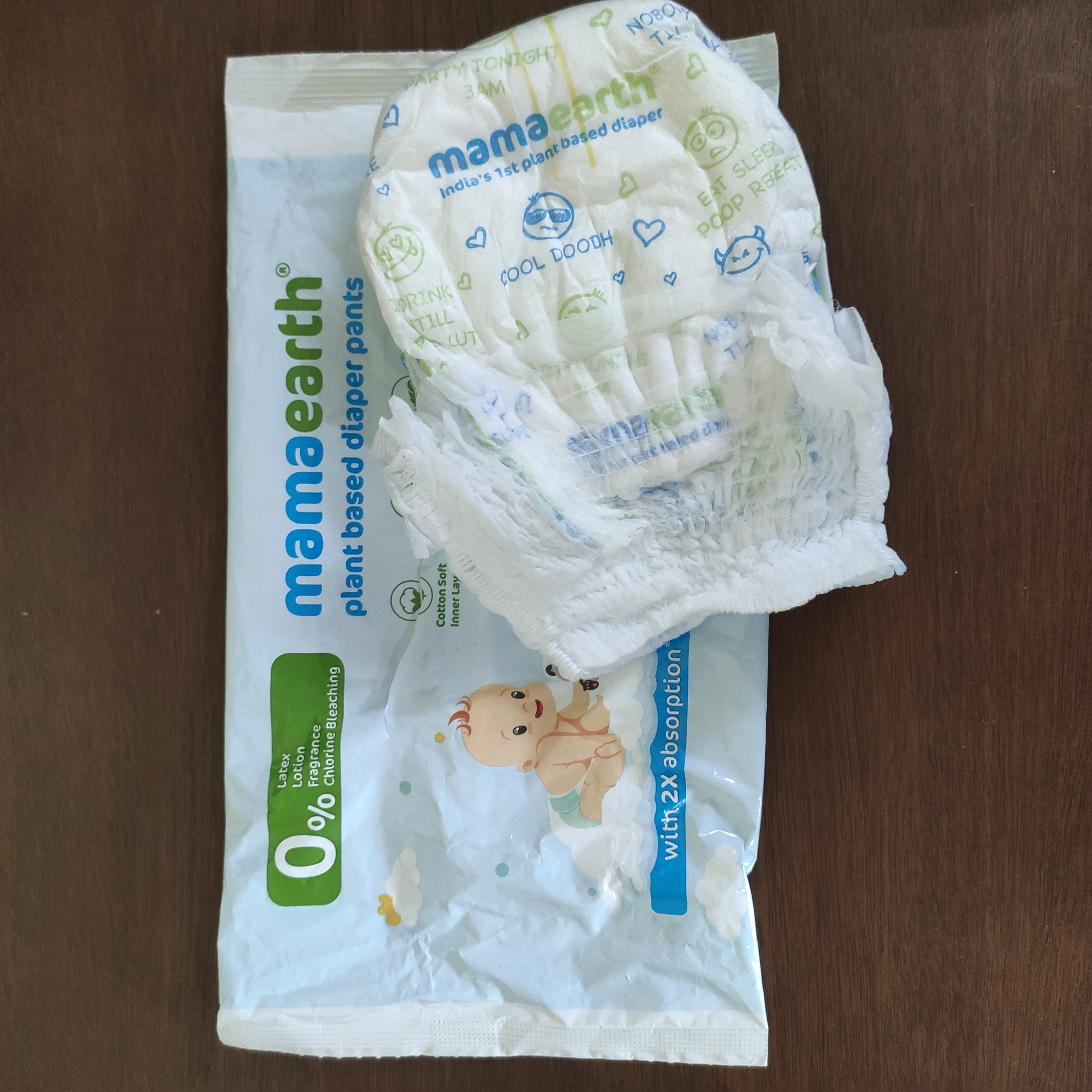 Mamaearth Plant Based Diaper Pants-Super comfortable diaper pants ever!-By the_happy_mom