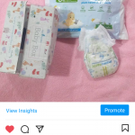 Mamaearth Plant Based Diaper Pants-Super cool diaper with emojis-By humasiddiqui
