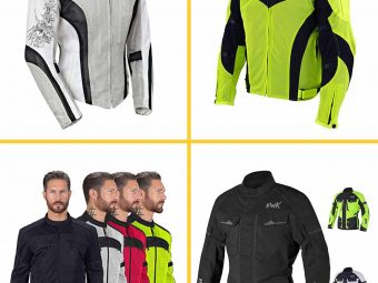 10 Best Mesh Motorcycle Jackets For Hot Weather
