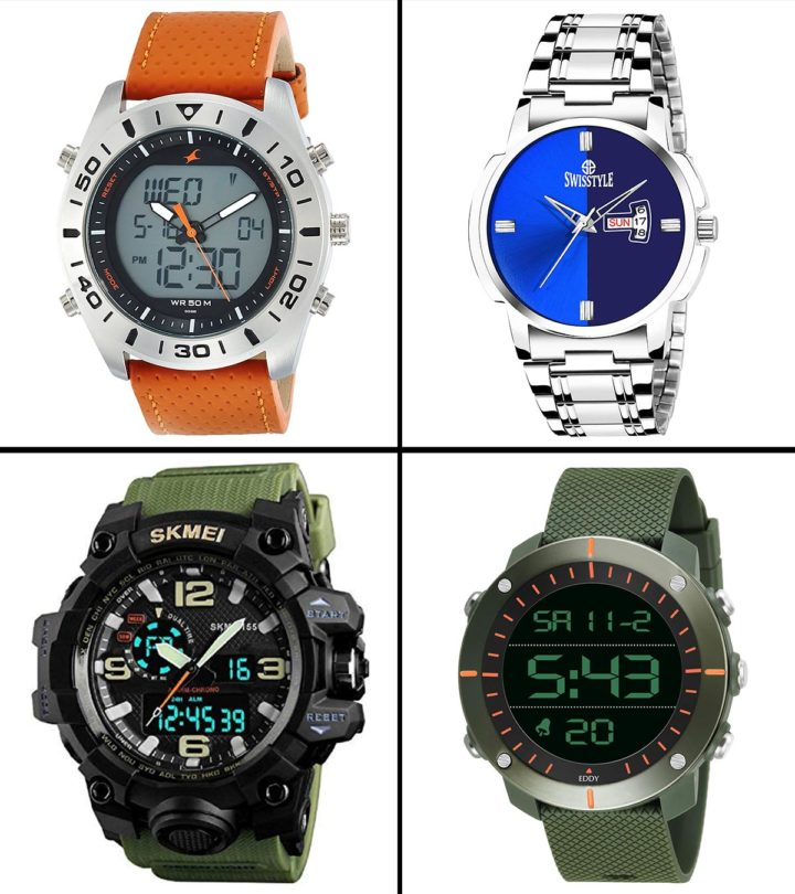 11 Best Analog Digital Watches In India